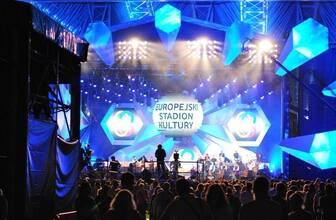 rozrywka | 350 artystów z 9 krajów podczas Europejskiego Stadionu Kultury w Rzeszowie