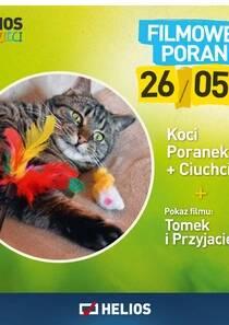 Filmowy Poranek dla dzieci: Tomek...