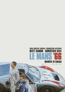 Kino Konesera: Le Mans ?66