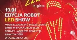 Studenckie Czwartki: Ladies' Nights Led Robot Show