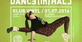 DANCEinHALL - DJ Juvson x Fresh Gyals Attitude