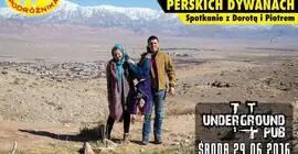 Miesi�c na perskich dywanach. Spotkanie z Dorot� i Piotrem