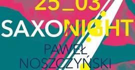Paweł Noszczyński Sax Live Act
