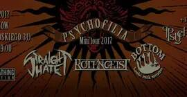 Psychofilia 2017: Straight Hate, Rotengeist, Bottom