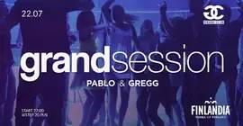 Grand Session - Pablo, Gregg
