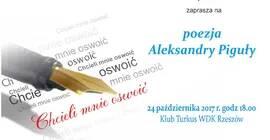 Poezja Aleksandry Piguły
