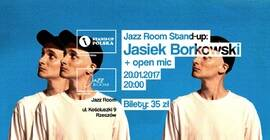 Jasiek Borkowski - Jazz Room Stand Up