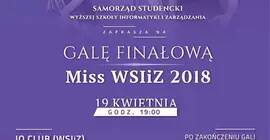 After Party MISS WSIZ