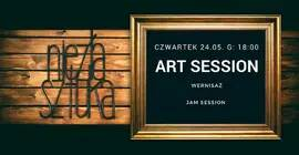 Art session - wernisaż i jam session
