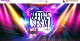 Before Sesja - WSIiZ & WSPiA - Ostatnia Impreza Przed Sesją