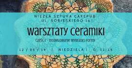 Warsztaty ceramiki cz. 1.