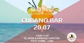 Cubano Bar: Asley Zumba / Cuba