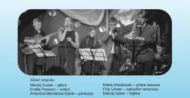 Czwartki Jazzowe-kontynuacja: Maciej Dudek Sekstet