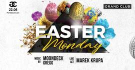 Easter Monday: Moondeck & Marek Krupa