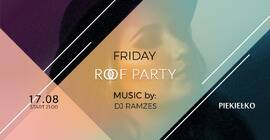 Roof Party - Friday