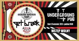 Get Break, Gerard Magnus Band, Benek i Bimbronauci