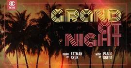 Grand At Night - Fatman Skub on Drums