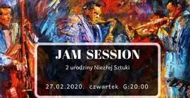 Jam session - 2 urodziny Niezłej Sztuki