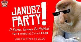 Janusz Party! O Kurła, Gramy Po Polsku