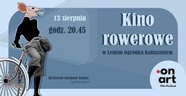 Kino rowerowe - On Art Film Festival