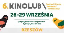 6. KINOLUB Festiwal Filmów dla Dzieci i Młodzieży