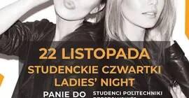Studenckie Czwartki: Ladies' Nights. PRZ wstęp free