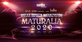 Maturalia 2020 - Wielka Impreza Maturzystów