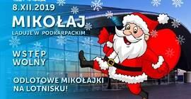 Odlotowe Miko�ajki na lotnisku