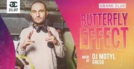 Butterfly Effect: DJ Motyl