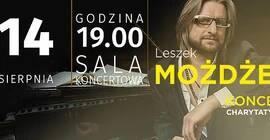 Leszek Możdżer. Koncert Charytatywny