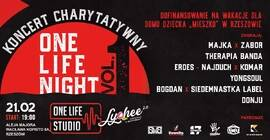 One Life Night vol.1 - Koncert charytatywny
