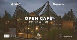 Open Cafe - summer edition