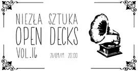Open Decks Vol.16