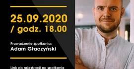 Spotkanie online z Witoldem Szabłowskim