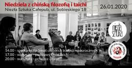 Taichi na Chiński Nowy Rok - wykład i warsztaty