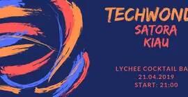 Techwondo feat. Satora / Kiau