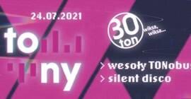 Before przed Festiwalem Tony: Autobus z DJ-em i Silent Disco