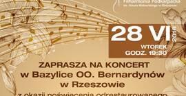 Koncert w Bazylice OO. Bernardyn�w