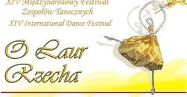 XIV Mi�dzynarodowy Festiwal Zespo��w Tanecznych
