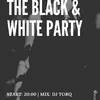 The black & white party