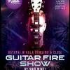Guitar Fire Show by Mad Mike