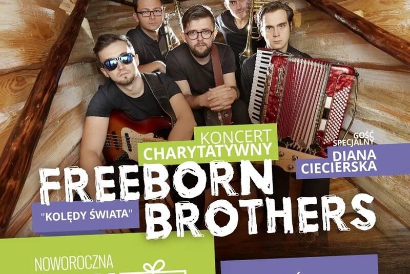 59a929d91011c0 FreebornBrothers zagra charytatywny koncert kolęd | Rzeszów | Serwis  Rozrywkowy RESINET.PL