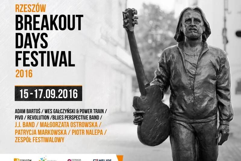 Breakout Days Festival (PROGRAM)