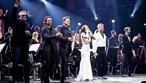 Plejada gwiazd zaśpiewa największe hity muzyki filmowej w hali Podpromie