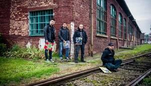 The Sabała Bacała promuje swoją nową płytę w Vinylu