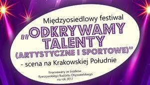 Pokaz talentów młodych mieszkańców Rzeszowa na scenie na Krakowskiej Południe