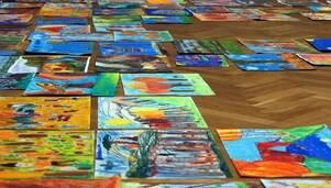 Blisko 3000 prac w jesiennym konkursie plastycznym RDK. W sobotę wręczenie nagród i otwarcie wystawy
