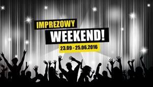Imprezowy weekend w Rzeszowie! [23.09 - 24.09.2016]