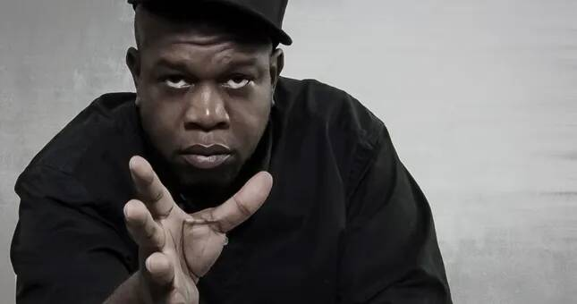 Rozrywka | Jeru the Damaja we wrze�niu w Vinylu