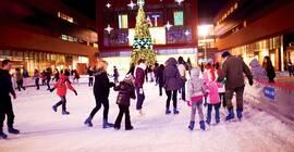W sobotę rusza lodowisko w Millenium Hall